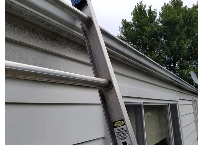 professional gutter cleaning in Boyne City